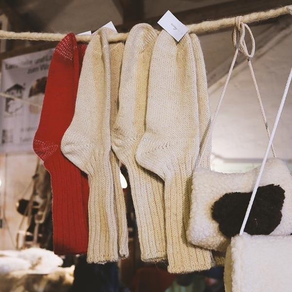Slow Schaf Socken
